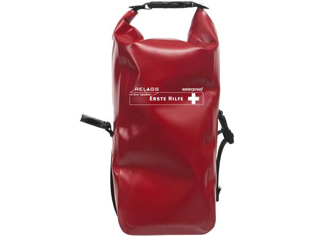 Relags Eerste Hulp standaard waterdicht rood